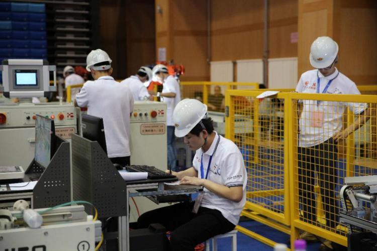 高职组-工业机器人技术应用赛项